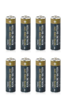 8 Pack AA Batteries