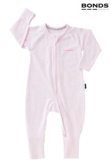 Lacoste® Pink/White Stripe Shirt