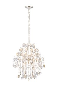 Victoria 6 Light Chandelier
