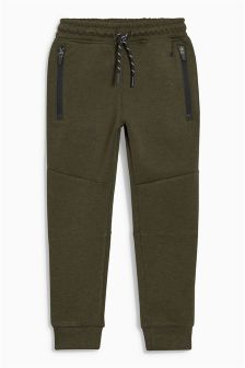 Textured Sporty Joggers (3-16yrs)