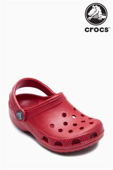 Crocs™ Red Classic Sandal