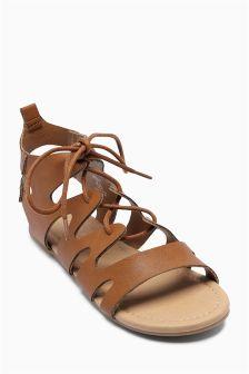 Gladiator Sandals (Older Girls)