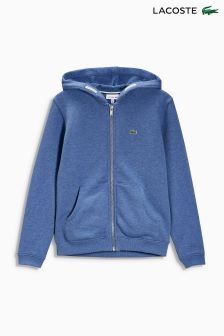 Lacoste® Zip Through Hoody