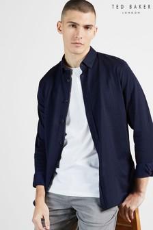 Blue Armani Jeans Raincoat