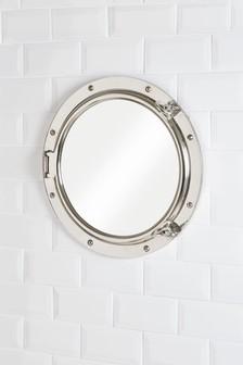 Chic Porthole Mirror
