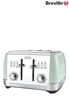 Breville Matte Green Strata 4 Slot Toaster
