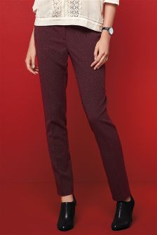 Pindot Trousers