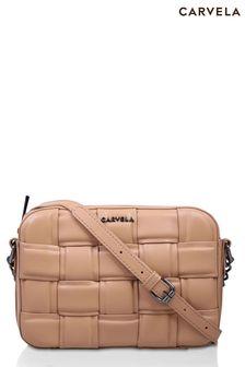 Chrome Finish Mantle Clock