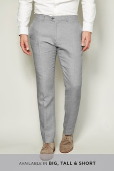 Signature Irish Linen Cotton Trousers
