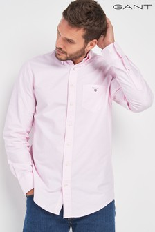 Gant Plain Oxford Shirt