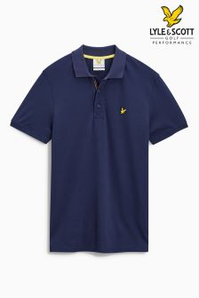 Lyle & Scott Golf Kelso Polo