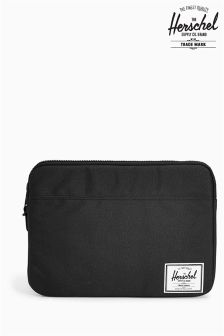 "Herschel Supply Company Anchor 13.5"" Black Laptop Sleeve"