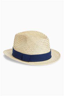 Stone Panama Hat