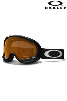Jet Black Oakley® A Frame 2.0