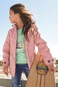 Pink Padded Technical Jacket (3-16yrs)