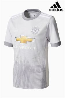 adidas Manchester United FC 2017/18 Replica Jersey