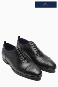 Toe Cap Brogue