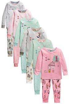 Printed I Am Pyjamas (12mths-7yrs)