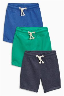 Capri Shorts Three Pack (3mths-6yrs)