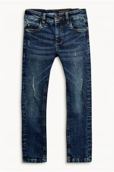 Distressed Skinny Jeans (3-16yrs)