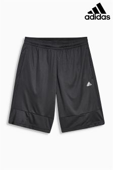 adidas Black Gym Swat Short