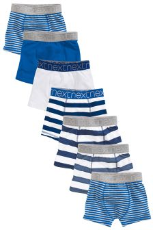 Boys Underwear | Sizes From 18 Months - 16 Years | Next UK