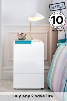 Sloane Bedside Table