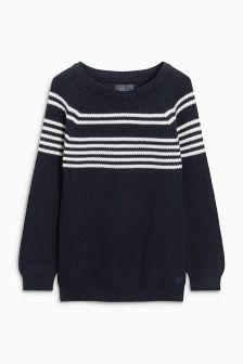Stripe Crew (3-16yrs)