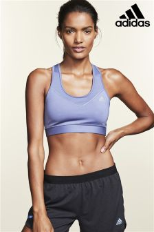adidas Medium Support Logo Bra