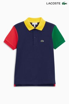 Lacoste® Multi Colourblock Polo