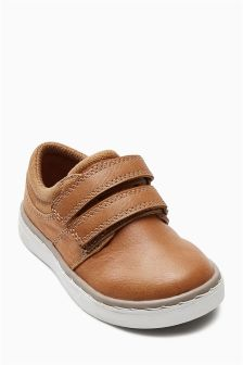 Smart Double Strap Shoes (Younger Boys)
