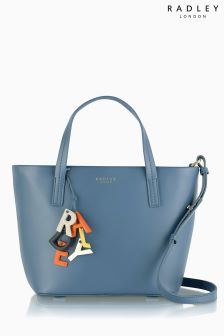 Radley® Blue De Beauvoir Medium Multiway Bag