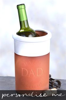 Happy Birthday Personalised Wine Cooler By Letterfest