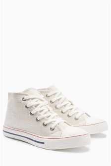 Canvas High Tops