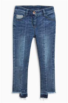 Step Hem Skinny Jeans (3-16yrs)