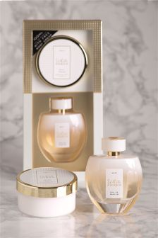 White Amber Fragrance Gift Set