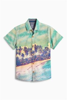 Miami Beach Photo Shirt (3-12yrs)