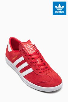 adidas Originals Red Hamburg