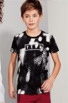 Yeah T-Shirt (3-16yrs)