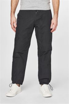Drawcord Hem Trousers