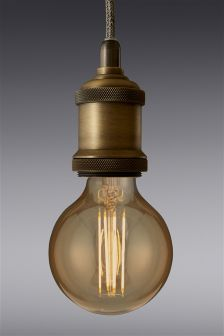 4W LED Globe BC Bulb