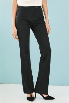 Workwear Boot Cut Trousers
