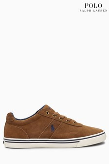 Polo Ralph Lauren Snuff Suede Hanford Sneaker