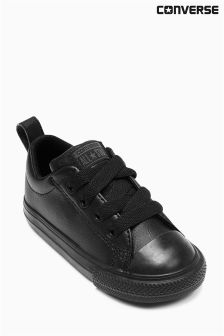 Converse All Star Black Street