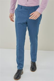 Machine Washable Performance Suit: Trousers
