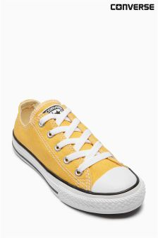 Converse Yellow Chuck Taylor Seasonal Ox
