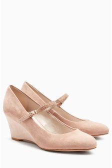Mary Jane Wedges