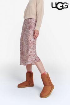 Chestnut Ugg Classic Short Boot