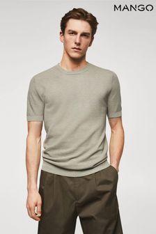Large Patterned Metal Vase