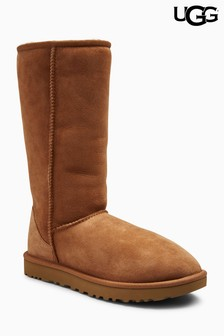 Tan Ugg Chestnut Classic Tall Boot
